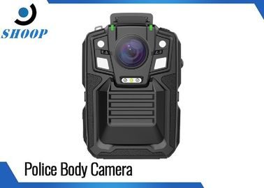 China Infrared WIFI Police Using Body Cameras For Law Enforcement High Definition supplier