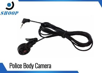 China Mini Body Camera Accessories 420 TV Lines Headset Police Hidden Bullet Camera supplier