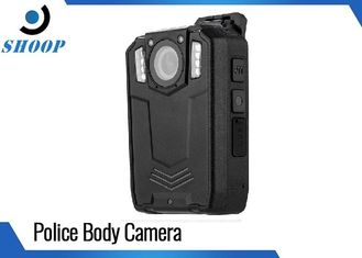 China HD 1080P Bluetooth Law Enforcement Body Camera 140 Degree Lens supplier