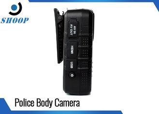 China 16GB IR Night Vision Police Body Worn Cameras For Law Enforcement 5MP CMOS Sensor supplier