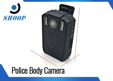 China 64GB Water Resistant HD Body Camera 1296P Body Worn Camera With Night Vision supplier