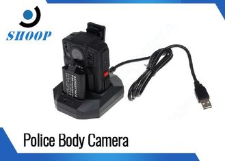China Battery Powered Wearable Police Body Mounted Cameras Lightweight IP67 supplier