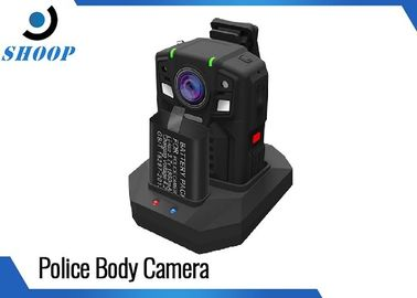 China 1296P / 1080P Full HD Police Wearing Body Cameras 33MP CMOS Sensor supplier
