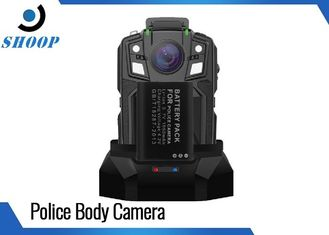 China 16GB Security Portable Body Camera , 1950mAh Battery Police Body Worn Video Camera supplier