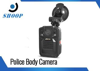 China GPS Wearable Body Worn Video Cameras Police Full HD 1296P Recording supplier