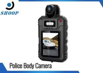 China Battery Powered Infrared Police Wearing Body Cameras With 6 IR Light supplier