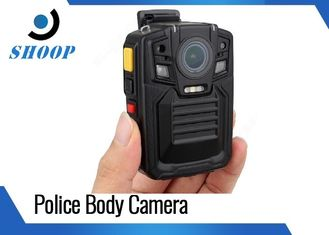 China Audio Video Bluetooth Police Body Mounted Cameras High Definition 32GB supplier