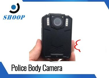 China 33MP Small Body Worn Video Cameras Police Full HD 1296P / 1080P 3500mAh supplier