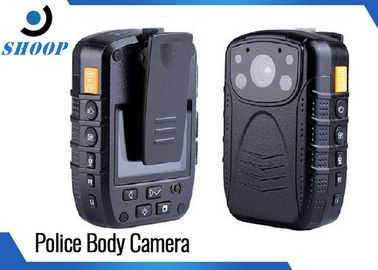 China Waterproof Body Worn Video Camera , GPS 3000mAh Police Pocket Camera supplier