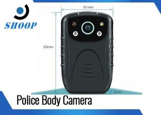 "China Compact Motion Detection Body Worn HD Camera For Police 2.0"" LCD Display supplier"