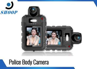 China 360 Degree Rotate Small Police Wearing Body Cameras 1080P With 6 IR Light supplier