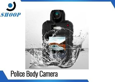 China HD Wireless Law Enforcement Body Camera , Bluetooth Wearable Video Camera Police supplier