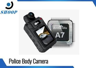 China Infrared HD Night Vision Body Camera , Small Police Body Worn Cameras supplier