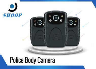 China High Resolution Small Police Officer Body Camera Battery Life Long 3000mAh supplier