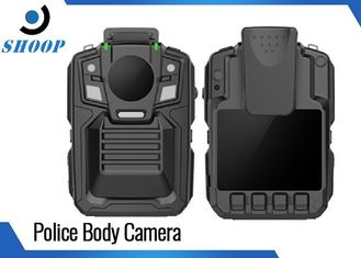 China Night Vision Body Worn Video Cameras Police With Charging Dock 3900mAh supplier