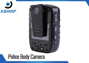 China 8 Hours Infrared Body Camera Recorder , 16G Police Night Vision Body Camera supplier