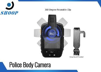 China HD 1296P Waterproof Body Worn Camera Loop Recording Motion Detection for Police supplier