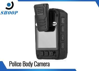 China Full HD Motion Detecting Portable Police Body Cameras with 32G Storage supplier