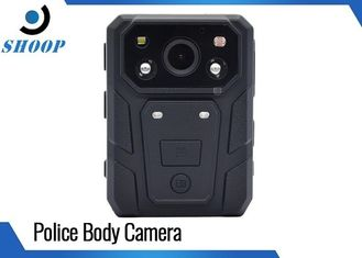 China High-Resolution Body Worn Video Camera , 158g Weight Body Cameras For Security supplier