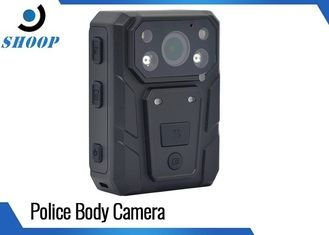China Built - In Microphone Body Worn Surveillance Cameras With 3500mAh Battery supplier