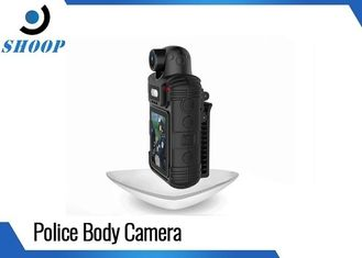 China Police Body Camera Recorder HDMI 360 Degree Rotation With Removable Battery supplier