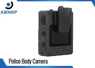 China WaterProof Body Camera Recorder With 2 IR Lights 94 Mm * 61 Mm * 31mm supplier