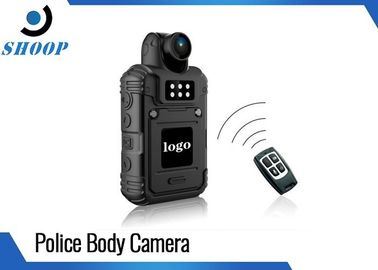 China Night Vision Police Body Worn Video Camera With Rechargeable Long Life Battery supplier