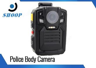 China Wifi Body Worn Video Recorder IP67 Waterproof Grade For Police Officer supplier