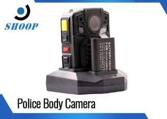 China Full HD Portable Wearing HD Body Camera for Police With WiFi GPS Optional supplier