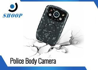 China Waterproof Night Vision Body Camera Support Car Mode With 140 Degree Wide Angle supplier