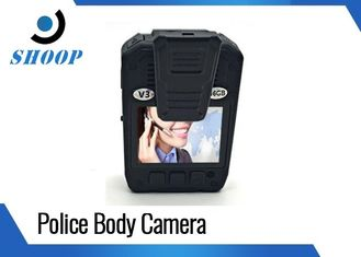 China Waterproof Police Body Cameras 3500mAh Battery Capacity With 2 Inches Display supplier