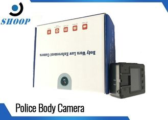 China Full HD 1080P Security Guard Body Camera , Safety Vision Body Camera Support Card supplier