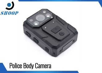 China GPS 32GB Night Vision Law Enforcement Police Body Worn Video Camera High Resolution supplier
