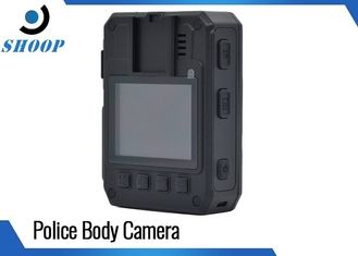 China 3200mAh Lithium Battery Body Worn Video Camera Built - In Microphone With GPS supplier