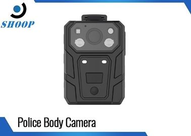 China Waterproof Portable Body Camera , Body Surveillance Camera For Law Enforcement supplier
