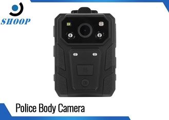 China Wearable DVR Mini Body Worn Video Camera 1080P Waterproof GPS 3500mAh Battery supplier