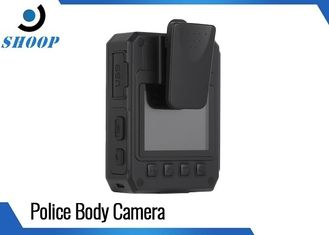 China 30 FPS Police Body Worn Video Camera 32 Million Pixels 10 Hours Battery Life supplier