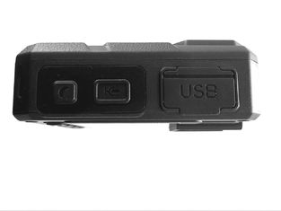 China WiFi GPS Police Live PD Law Enforcement Body Camera 3500mAh Battery Capacity supplier
