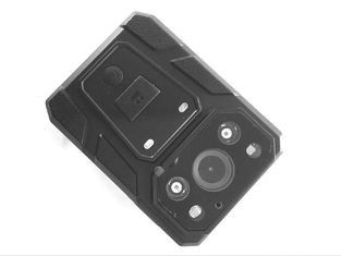 China HD 1080P Police Body Camera Recorder Wireless GPS With H.2654 Video Format supplier