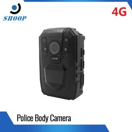China HD Bluetooth Worn Camera Live Streaming 4G GPS WIFI Law Enforcement Recorder supplier
