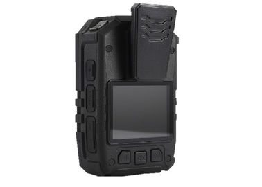 China Waterproof IP67 2 IR Lights Night Vision Body Camera Audio Talkback With 4G / WIFI supplier