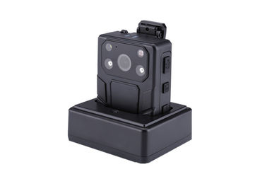 China Night Vision Body Camera Recorder 3200mAh Battery Capacity CMOS OV4689 Sensor supplier