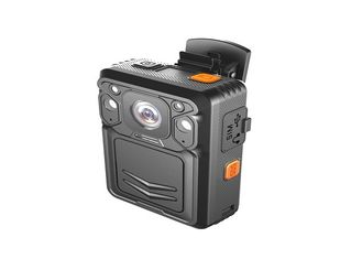 China 32 Megapixels IP67 WIFI Body Camera 4G 140 Degree Lens Video Recording With Audio supplier