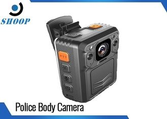 4G Waterproof Hidden Body Camera , Wifi Surveillance Camera For Police Officers