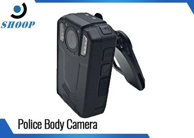 IP67 Security Body Camera , 1080P HD Police Wearing Body Cameras With PTT Function