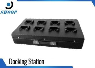 China 8 Ports Portable Docking Station With Data Uploading Universal Management supplier