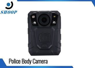 5MP CMOS H264 / H265 Wifi Security Police On Body Camera For Police Officers