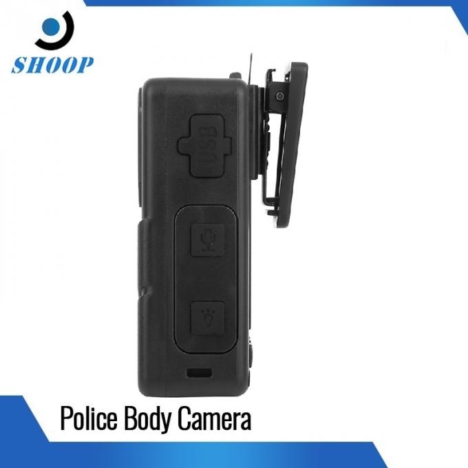 64GB Police Body Camera Statistics For Law Enforcement 94 Mm * 61 Mm * 31 Mm
