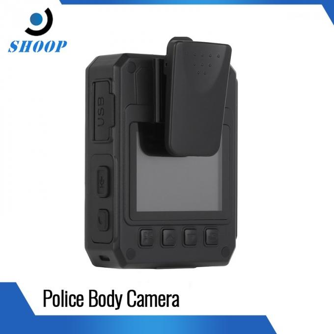 Full HD Motion Detecting Portable Police Body Cameras with 32G Storage