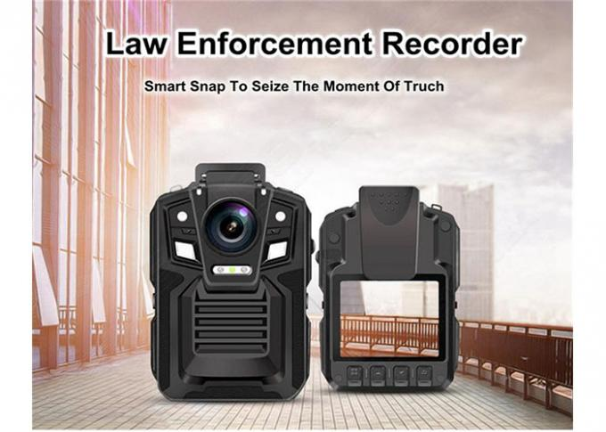 1080P Full HD Mini Camera  Security Loop Recording With 6 High - Intensity Infrared LEDs